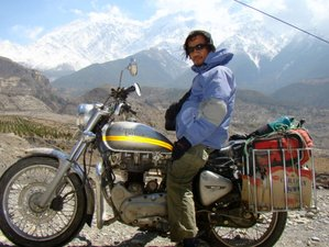 21 Days Cross Country Motorcycle Tour Nepal and Bhutan