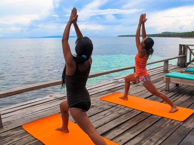 3 Days Detox and Relax Yoga Retreat in the Philippines