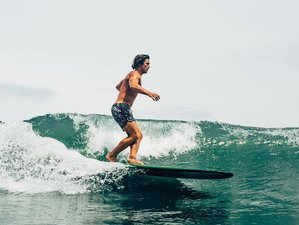 7 Day Guided Group Experience and Stay Surf Camp in Pavones, Puntarenas