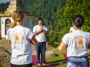 21 Day Rejuvenating Yoga and Meditation Retreat in Dharmashala