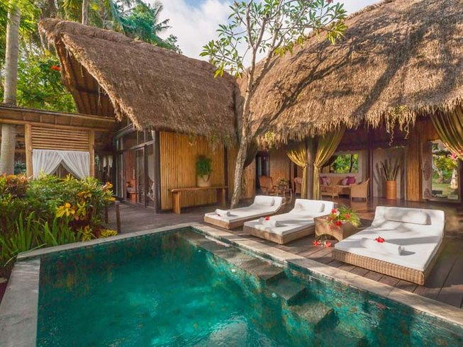 4 Days Luxurious Wellness and Yoga Retreat in Bali, Indonesia