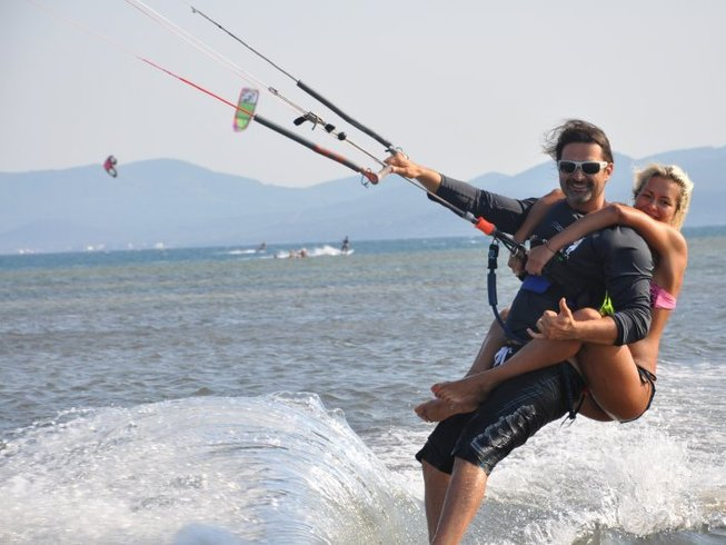 8 Days Adriatic Sea Kitesurfing Croatia