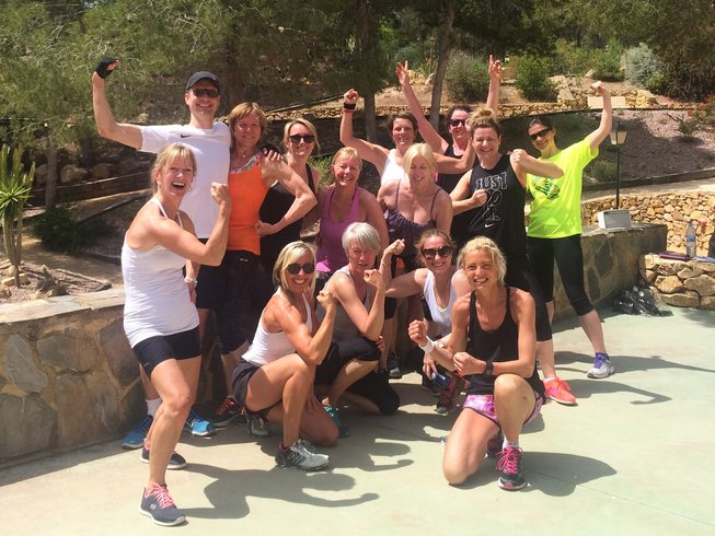 6 Days Yoga and Fitness Retreat in Spain