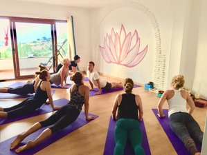 7 Day Yoga, Meditation, Hiking, e-bike guiding excursion Holiday in Andalusia