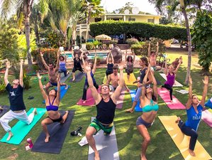 8 Days Tropical Paradise Yoga Retreat in Puerto Rico