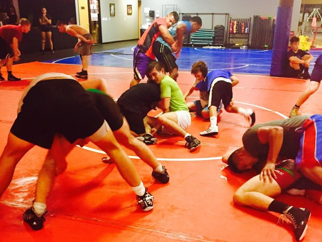 7 Weeks Summer Wrestling Camp in California, USA