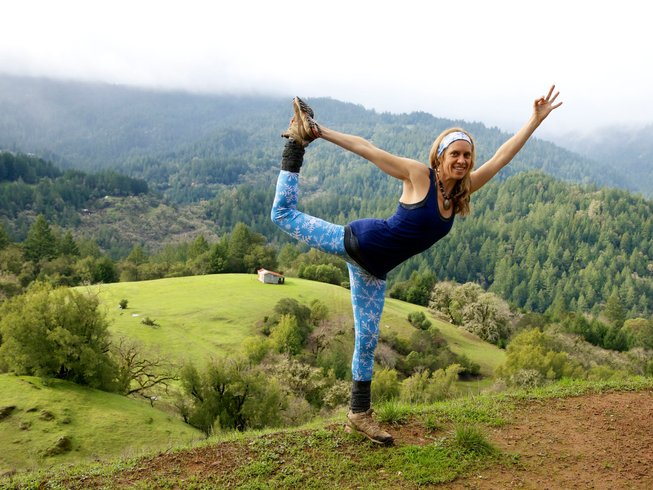 3 Tage Winter, Wein und Yoga Urlaub in Kalifornien