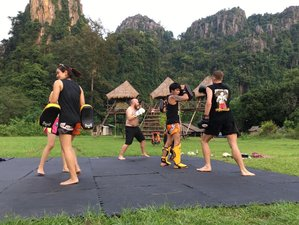 7 Days VIP Muay Thai, CrossFit, Tour, Meditation, and Yoga in Phitsanulok, Thailand