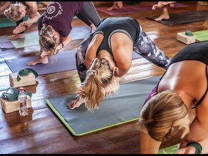 7-Daagse Surf en Yoga Retraite in Ecuador