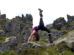 9 Days Sonar Music Festival Yoga Retreat in Iceland