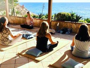 3 días de retiro de yoga y mindfulness cerca de Barcelona, España