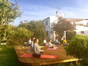 7 días retiro de yoga y meditación en Vila do Bispo, Portugal