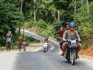 3 Day Guided Scooter Adventure in Dawei Peninsula