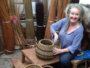 3 Days Willow Weaving and Cooking Holidays in UK