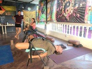 58 Tage 500-Stunden Yogalehrer Ausbildung für Fortgeschrittene in Goa