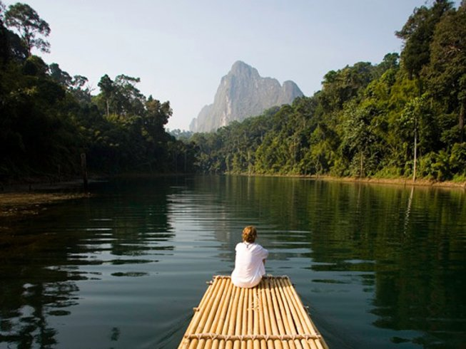 8 Days Jungle Yoga Retreat in Thailand
