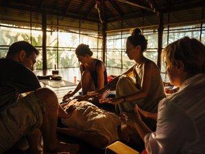 12 Days Reiki Certification and Detox Yoga Program in Koh Phangan, Thailand