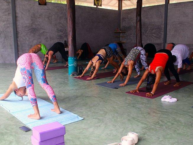 30 Days 200-Hour Multi-Style Yoga Teacher Training in Koh Phangan, Thailand