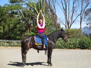 7 Days Natural Horsemanship and Yoga Retreat in Costa Rica