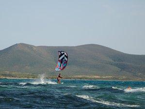 8 Days Intermediate Kite Surf Camp in Sardinia, Italy