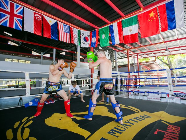 7-Daagse Muay Thai Yoga Retraite in Phuket