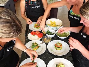 15 Day Plant-Based Chef Certification and Yoga Holiday in Playa San Juanillo, Guanacaste