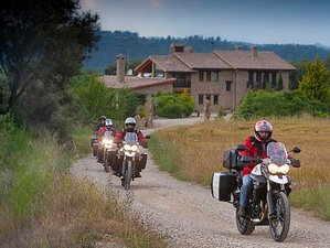 9 Days Best of Catalonia and Aragon Guided Motorcycle Tour in Spain