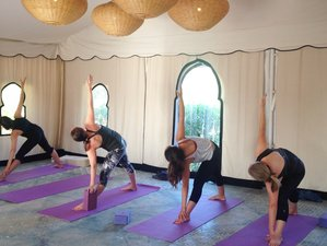 7 Days Move and Manifest Yoga Holiday Marrakech, Morocco