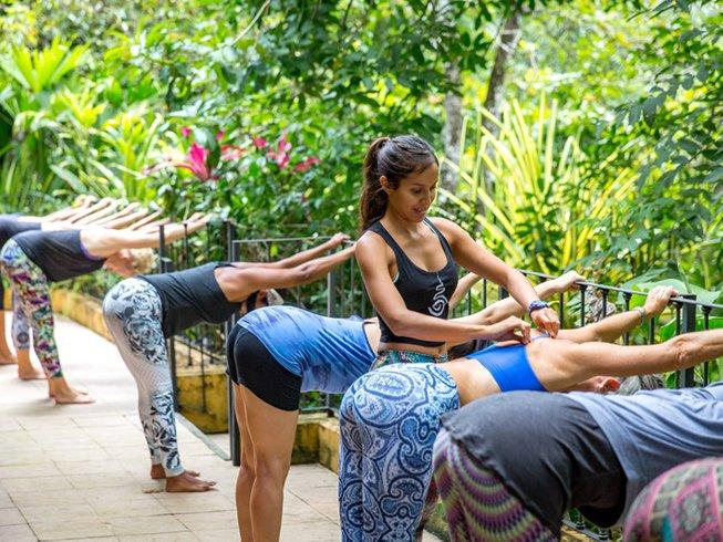 22 Tage 200-Stunden Vinyasa Yogalehrer Ausbildung in Puntarenas, Costa Rica