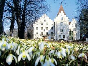 3 Tage Yoga Retreat Wochenende im Schloss Wartegg in Rorschacherberg