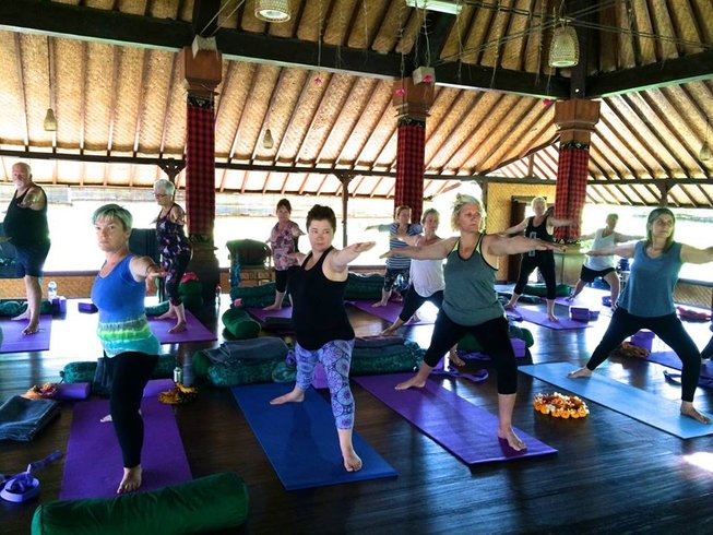 8 Days Deaf Yoga Retreat in India