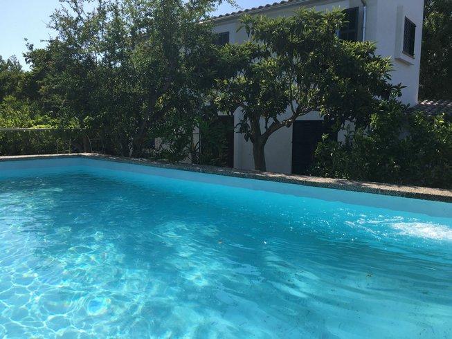 4 Tage Günstiger Detox und Yoga Urlaub in Binissalem, Spanien