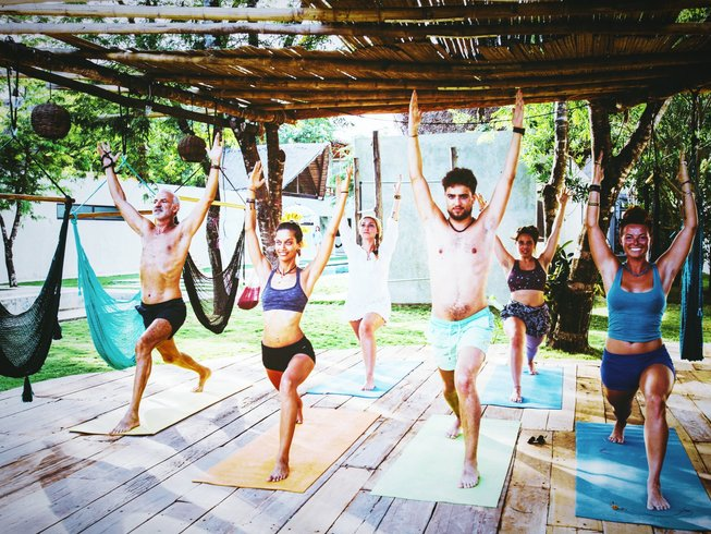 7 Days Wellness and Yoga Retreat in Mexico
