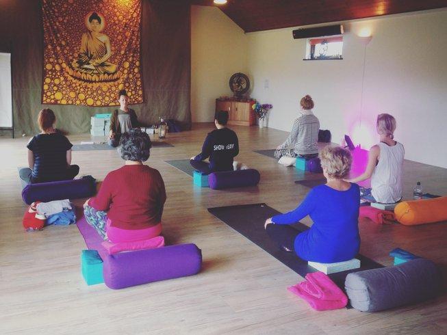 4 días meditación de Año Nuevo, retiro de yoga y Ayurveda en Cornwall, Reino Unido