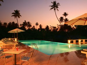 14 Tage Yoga und Ayurveda Urlaub im Strand Resort in Kerala, Indien