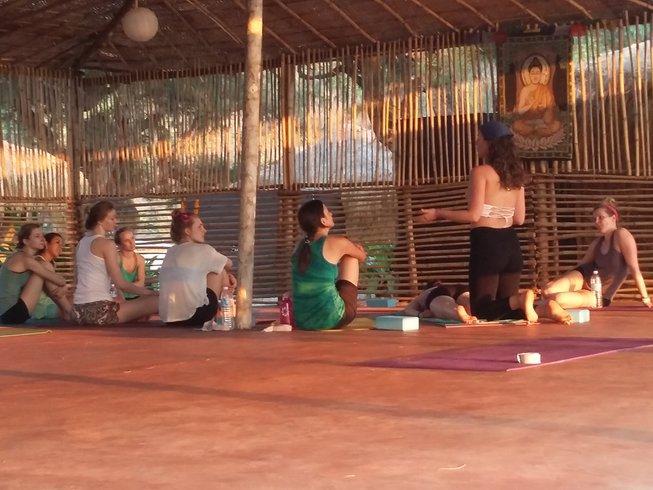 10 Days New Year's Dynamic Yoga Retreat in Goa, India