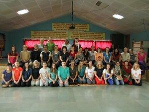 28 Days 200hr Empowering YTT in Nasik, India