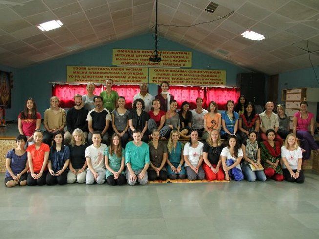 28 Days 200hr Empowering YTT in Nasik, India