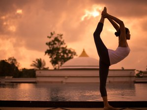 6 Day Wellness Retreat with Yoga and Pilates in Koh Samui, Surat Thani
