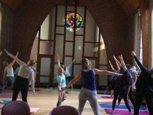 3-Daags 'De Magie van Liefde' Yogaweekend in De Oude Abdij van Kortenberg