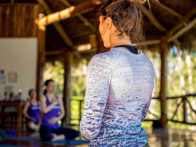 6-Daagse Relaxen in de Natuur en Yoga Retreat in San Pablo, Costa Rica