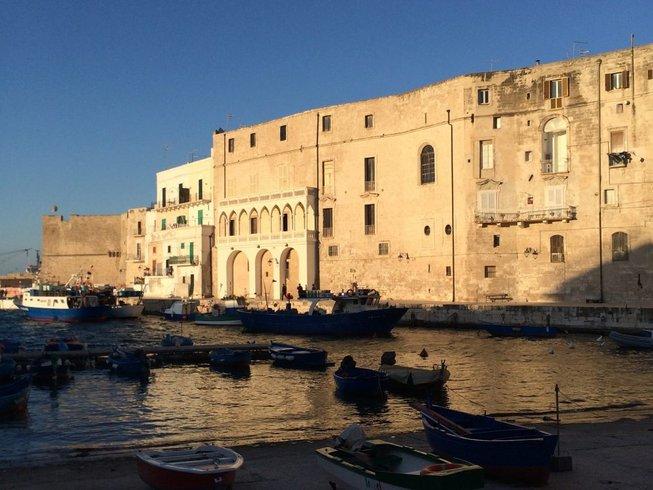 8-Daagse Energieke Yoga Retraite in Puglia, Italië