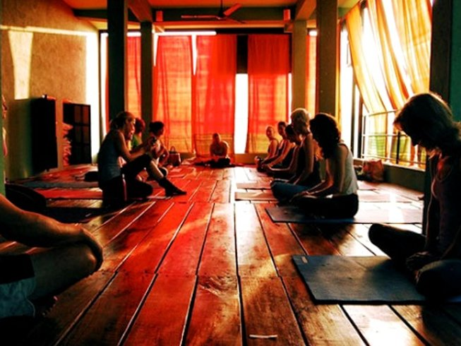8 Days Sacred Spirituality and Yoga Retreat in India