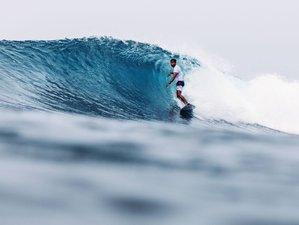 6 Days Invigorating Surf and Yoga Holiday Arugam Bay, Sri Lanka