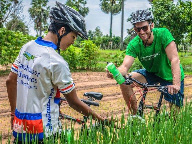 12 Days Bike Tour and Yoga Retreat Cambodia