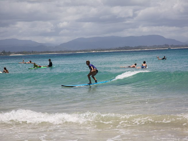 5 Days Surf and Stay Holiday in Byron Bay, Australia