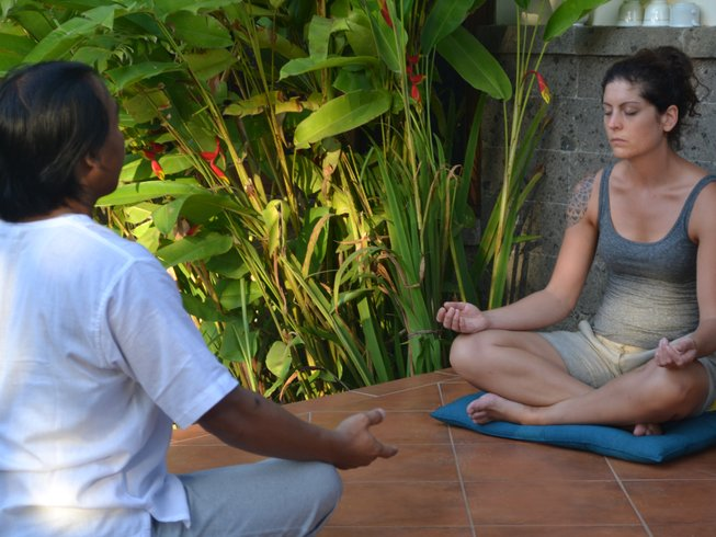 15 Days Relax Pack Meditation and Yoga Retreat in Bali