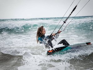 8 Days Wonderful Private Kite Surf Camp in Tarifa, Spain