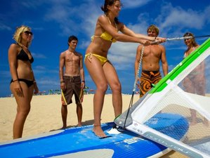 7 Days Beginner Wind Surfing in Spain