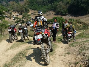 8 Day Guided Thrilling Motorcycle Tour in Northwest Vietnam